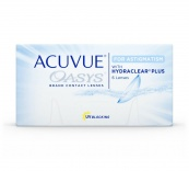 Acuvue Oasys For Astigmatism With Hydraclear (6 unid.)
