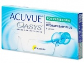 Acuvue Oasys For Presbyopia (6 Lc)